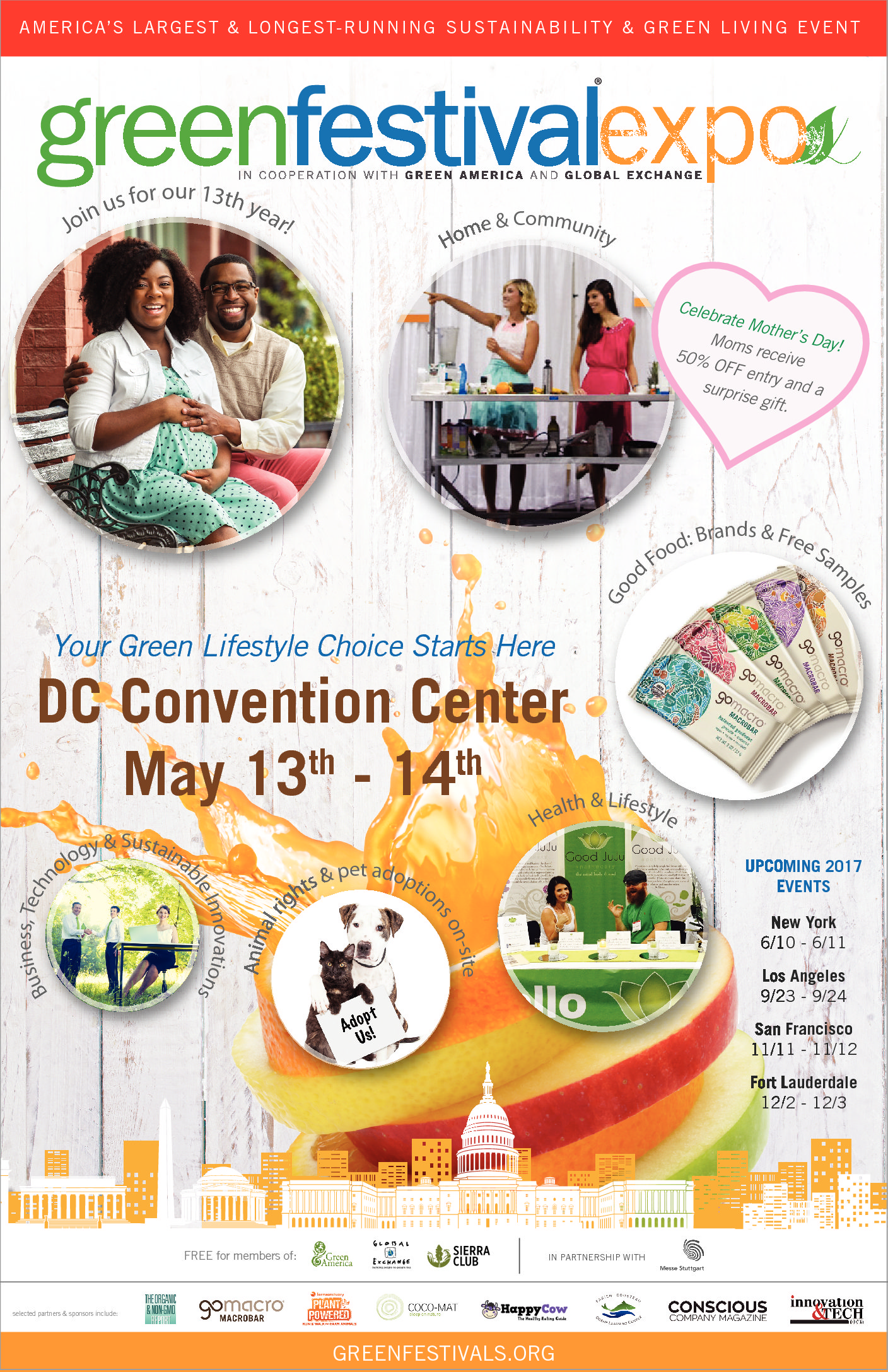 DC Greenfestival